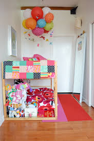 Low To The Ground Bunk Beds by Kura For Two Using Ikea U0027s Low Loft As A Bunk Bed Apartment Therapy