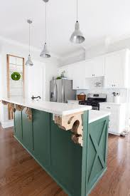 Farmhouse Fresh Kitchen Plans