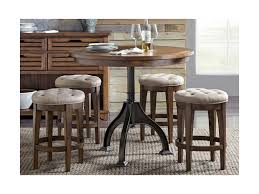 Arlington 5 Piece Gathering Table Set With Upholstered Barstools By Liberty  Furniture At Pilgrim Furniture City Arlington End Table Ding Transitional Counter Height With Storage Cabinet By Fniture Of America At Rooms For Less Drop Leaf 2 Side Chairs Patio Ellington Single Pedestal 4 Intercon Black Java 18 Inch Gathering Slat Back Bar Stools Dinette Depot 6 Piece Trestle Set Bench Liberty Pilgrim City Rifes Home Store Northern Virginia Alexandria Fairfax