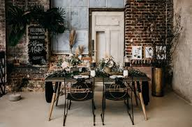 a modern industrial style meets boho chic