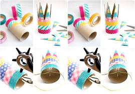 Wonderful Creative Craft Ideas Toilet Paper Rolls Also Astonishing