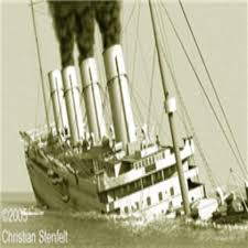 britannic sinking roblox