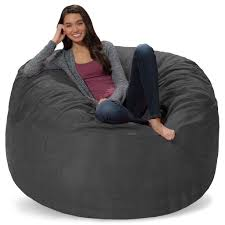 5 Ft Bean Bag - 5 Foot Bean Bag Chair Amazoncom Big Joe 645182 Dorm Bean Bag Chair Zebra Kitchen Ding Kids Beanbag Large 6way Garden Lounger Giant Childrens Bags Milano Multiple Colors 32 X 28 25 Modern Mini Me Pod Purple Mbb918pf 2019 Creative Storage Stuffed Animal Fussball Woodland Print Jo Maman Bebe Levmoon Cover Living Room Fniture Sofa Chairs Juniper Outdoor Sunfield Jaxx The Lazy Life Grey Star Bean Bags King Kahuna Beanbags