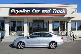 Used One-Owner 2013 Volkswagen Jetta TDI Highline Near Federal Way ...