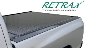 Retrax Bed Cover by 10412 Retrax One Tonneau Cover