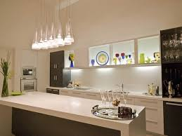 the different kinds of kitchen lighting trends used for