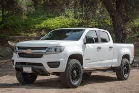 ICON Colorado/Canyon Suspension Kits | Medium Duty Work Truck Info