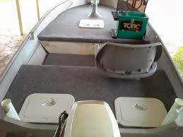 Installing Carpet In A Boat by The Fish Cure Bass Boat Build