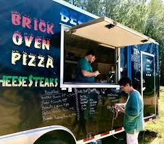 100 Brick Oven Pizza Truck Back In The Game Beachums Food Opens In Fulton Itawamba