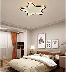 pentagramme led kreative schlafzimmer len moderne