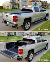 Tri-Fold Soft Tonneau Cover 2014-2018 Chevy Silverado / GMC Sierra ... A Rack System And Truck Bed Cover On Chevygmc Silverado Flickr 2007 Chevrolet Pickup Truck Bed Item Ca9012 So Customize Your With A Camo Bedliner From Dualliner Spotted Plastic On 2002 Chevy Colorado Liner For 2004 To 2006 Gmc Sierra And Lock Trifold Hard Tonneau For 42018 58 General Motors 17803370 Lvadosierra Rubber Mat With Gm Logo 2018 Undliner Drop In Remove The Sketchy Way 2 People Youtube Decked Organization By