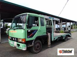 100 Surplus Trucks Fuso Fighter Self Loading