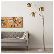 Touch Floor Lamps Target by Best 25 Arc Floor Lamps Ideas On Pinterest Arc Lamp Target