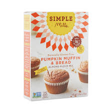 Pumpkin Spice Condoms Real by Pumpkin Muffin Mix By Simple Mills Thrive Market