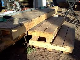 design and build steps for a prefab shed 4 steps with pictures
