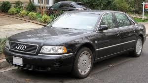 Automotive Database Audi A8