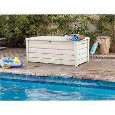 Suncast Db12000 Deck Box 127 Gallon by Deck Storage Boxes Radnor Decoration