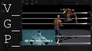 Pro Wrestling X: This Far, In The Foreseeble And Far Future. - YouTube Backyard Wrestling 2 There Goes The Neighborhood For Playstation The Youtube Gaming Billiard Room Lighting Fixtures Kitchen Dont Try This At Home Ps2 Wrestling Happy Wheels Outdoor Fniture Design And Ideas Dogs 2000 Pro X Far In Foreseeble Future Soundtrack Perplexing Pixels
