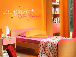 kreatives mädchenzimmer farben deko wandgestaltung