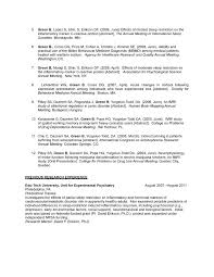 Ideas Collection Psychology Undergraduate Resume Beautiful Breathtaking