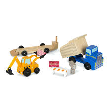 Toy Dump Trucks Alps Japan Cm Tin Automatic Truck Gravel Loader ...