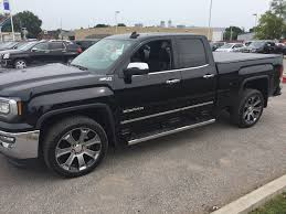 New 2018 GMC Sierra 1500 4WD Double Cab 143.5 SLT 4 Door Pickup In ... Gmc Sierra 1500 Wheels Custom Rim And Tire Packages Fuel Maverick D538 Black Milled Slammed With 24 Chevygmc Truck Cuevas Tires Gallery Get Serious Offroad The All Terrain X Ask Tfltruck Can I Take My Denali On 22s 2014 Chrome 2crave No 11 Aftermarket Rims 4x4 Lifted Sota 2018 Z71 Suspension 20 Inch Oshawa On