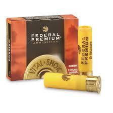 Federal Premium Vital-Shok, 20 Gauge, 3