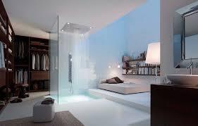 home room attached bathroom design