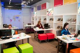 Renovated Local Travel Agency Reopens Markets To Students