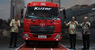 100 Light Duty Truck UD S Unveils New Kuzer For Indonesian Market