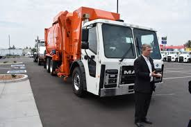 Mack Installs Video Telematics Option For Waste Haulers & Straight ...