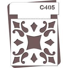 pochoir pour cuisine perfekt idee pochoir carreau de ciment p c405 bonnes id es