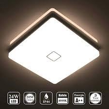 öuesen 24 w led ceiling light water resistant led ceiling