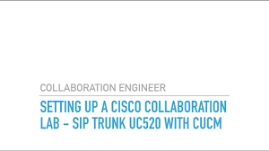 Setting Up A CIsco Collaboration Lab SIP Trunk From UC520 To CUCM ... Sip Trunking Explained Broadconnect Usa Session Border Controllers Sbcs And Media Gateways For Microsoft 365 Service Provider Presentation Ppt Video Online Download How To Setup A Voip Sver With Asterisk Voipeador Trunk Trunk Security Genband Hosted Pbx Cloud Systems Iniation Protocol Click Enlarge Voip V1 Voip Freepbx Add Chan Adding Asterisk 2017 7 Jul Recall Grabador De Trunk Y Telfonos Broadsoft Centurylink Sbc Controller Use Case Sangoma