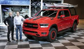 ALL-NEW 2019 RAM 1500 AT CHICAGO AUTO SHOW - MyAutoWorld.com Prospector American Expedition Vehicles Aev Genuine Dodge Parts And Accsories Leepartscom Big Country Truck Manufacturers Of High Quality Nerf Steps Prunners Harley Bars Partscom Dodgeaccsories2013ram1500st Ram 1500 2019 20 Car Release Date Within Ram Laramie Hemi Trucks New Pinterest 2015 Raven Install Shop 2500 3500 Amp Research Powerstep Xl Autoeqca