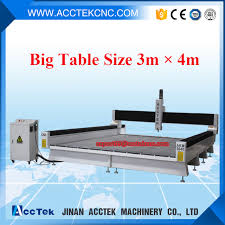 huge table size cnc machine cnc router italy hsd spindle cnc