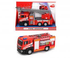 100 Fire Trucks Toys MAN Engine SOS Brands Products Wwwdickietoysde