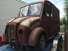 100 Divco Milk Truck For Sale BangShiftcom 1962 Greatness Suspension