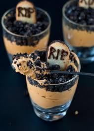 Pumpkin Pie Mousse Parfait by Halloween Inspired Parfaits