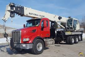 100 Boom Truck 40t National NBT40 Crane SOLD S Material Handlers