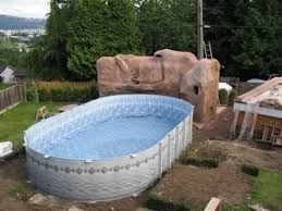 Above Ground Pool Ladder Deck Attachment by 80 Best Above Ground Pools Images On Pinterest Ground Pools