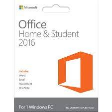 Microsoft fice 2016 Home and Student $129 95 Nos puters