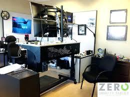 rack mount desks standing desk office furniture office depot