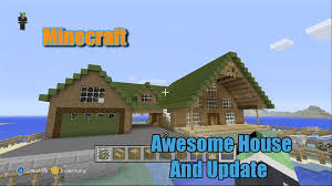 cool minecraft house ideas xbox 360