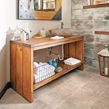 faire un meuble de cuisine comment fabriquer un meuble lavabo en collection avec faire un