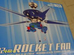 Harbor Breeze Outdoor Ceiling Fan Replacement Blades by Harbor Breeze Rocket Fan Ceiling Fans Amazon Com