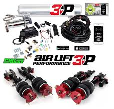 100 Air Ride Suspension Kits For Trucks Lift 3P 38 Management Performance Kit Fits