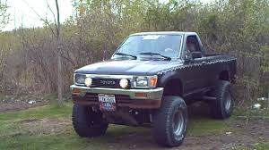 Lost Rebel's Truck: 1989 Toyota 4x4 - YouTube Truck Picture Post Page 148 Toyota Nation Forum Car 4runner Largest View Single T100 Photos Informations Articles Bestcarmagcom 1989 Dlx Xtracab Pickup Truck Item Da2544 Sold M Pickup For Sale Classiccarscom Cc1075297 Toyota Model Names Bestwtrucksnet Toyota Truck 4x4 Regular Cab Stored Body 2 Plowsite Best Older Trucks For 89 Additionally Cars Models With Db9480 July 5 Vehicl 20 Years Of The Tacoma And Beyond A Look Through