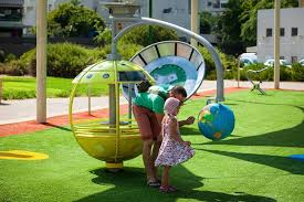 this could be the coolest playground from the grapevine