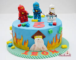 ninjago torte jennys backwelt